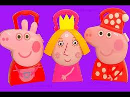 peppa pig princess holly itsplaytime612 toys surprise