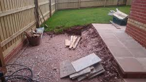 i u0027m building a shed in a silly place retaining wall question