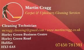 Martin Carpet Cleaning Martin Cragg Carpet Cleaner