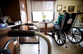 wanted a voice for those living in nursing homes editorial nj com