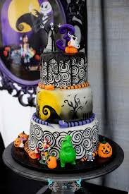 nightmare before christmas cake decorations cool ideas nightmare before christmas birthday party decorations