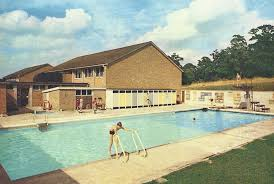 build a pool house hatfield swimming pool presentation 13 july 1957 new
