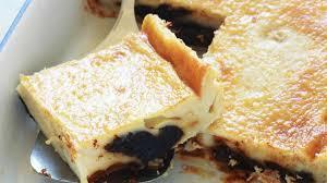 cuisine traditionnelle bretonne far breton traditionnel avec ou sans pruneaux recette par cuisine