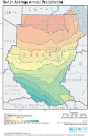 Sudan Africa Map by Maps And Graphics