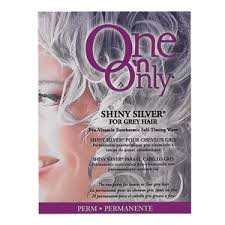 perm for grey hair one n only shiny silver for gray hair perm 8242 marlo beauty supply