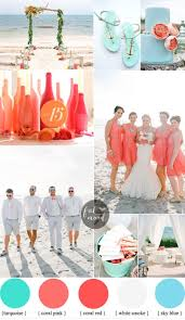 What Color Goes Best With Yellow by Stunning Coral And Teal Wedding Ideas Gallery Awesome Wedding