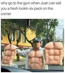 Gym Meme - when i go to the gym memes
