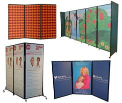 Custom Room Dividers by Versare Introduces Custom Printed Room Dividers And Privacy Screens