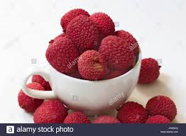 lychee fruit peeled lychee tree red fruit stock photos u0026 lychee tree red fruit stock