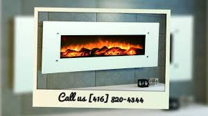 best wall mounted electric fireplace toronto 416 820 4344