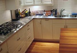 modern kitchen countertop ideas kitchen kitchen countertops at home depot silver rectangle
