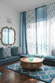 Curtain Decorating Ideas Inspiration 21 Ways To Make Your Living Room Seem Ginormous Modern Moroccan