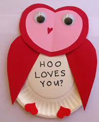 how to make cool valentines day cards part 29 plate owl