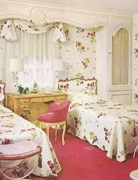 Best Bedroom Images On Pinterest Retro Bedrooms S - Girls vintage bedroom ideas