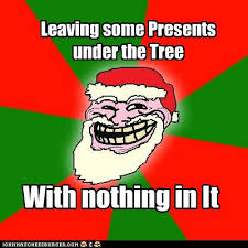 Troll Meme Images - santa troll meme by therealfry1 on deviantart
