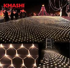 Ceiling String Lights by Kmashi 4mx6m 672 Leds Fishing Net Light String Lights Ceiling Mesh