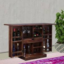 Wood Bar Cabinet Online Shopping India Buy Mobiles Electronics Appliances