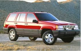 rose gold jeep cherokee my mom s ex curbside classic 1994 jeep grand cherokee laredo if