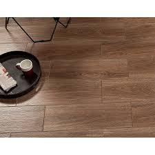 Taskers Laminate Flooring Pamesa Fronda Roble 20cm X 60cm Floor Tile 50115177