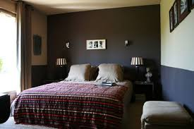 repeindre chambre sa coucher blanc deux une deco papier chambre peinture moderne avec