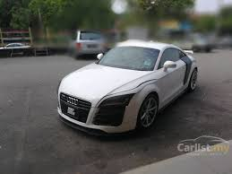 2006 audi coupe audi tt 2006 tfsi 2 0 in selangor automatic coupe white for rm