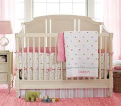 pink polka dot crib bedding ktactical decoration