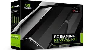 nvidia offering pc gaming revival kits to make hardware