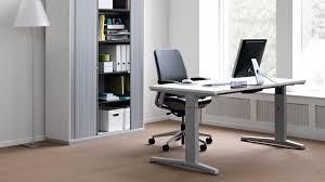 Steelcase Computer Desk Activa Adjustable Office Task Desks Steelcase