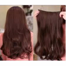 harga hair clip curly rambut palsu hair extension terbaik lazada co id