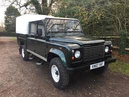 land rover 130 landrover defender 130 2 4 tdci puma d cab pickup tim mills