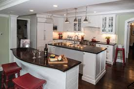Kitchen Triangle Design With Island by Kitchen 15 Modern Triangle Kitchen Island Your Your Home Teamne