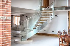 Helical Staircase Design High End Helical Staircase Private Residence U2013 F W Hall U0026 Son Ltd