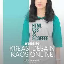 edit desain kaos online 13 website untuk kreasi desain kaos secara online sablon kaos online