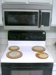 how to install over the range microwave without a cabinet over the range microwave without cabinet image titled install a