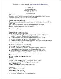 combination resume template 2017 sle of a combination resume buckey us
