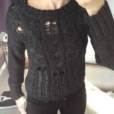 trouve sweater trouvé on poshmark