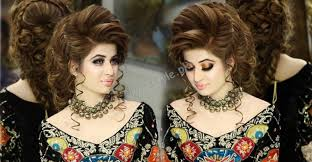 hair styles pakistan pakistani hairstyles for eid 2016 look different this eid