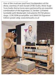 Woodworking Shows Uk 2014 by Hifi News Windsor Show 2014 News U2013 Bd Audio