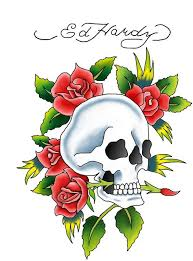 472 best ed hardy images on pinterest candy skulls draw and ed