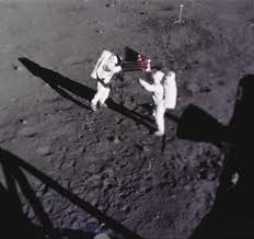 Picture Of Flag On Moon Stanley Kubrick Fake Moon Landing Conspiracy Theory Just Won U0027t Go