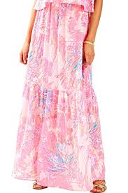 Lilly Pulitzer Baby Clothes Lilly Pulitzer Georgetta Maxi Skirt From Sandestin Golf And Beach