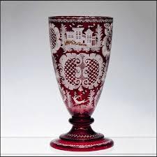 Antique Glass Vases Value 499 Best Antique Crystal U0026 Vintage Glass Images On Pinterest