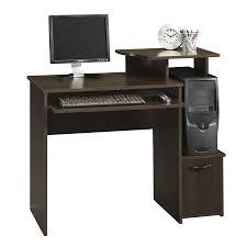 computer desk with printer shelf decorative desk decoration