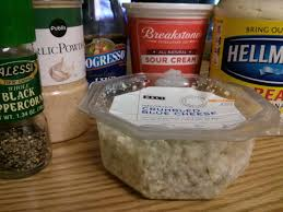 bleu cheese dressing all kinds of recipes