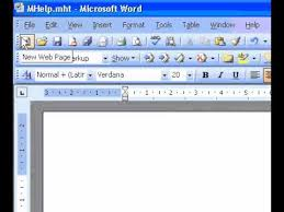 Microsoft Office 2003 Resume Templates Office 2003 Resume Template