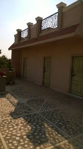 real icon duplex house for sale 173 square yards east facing