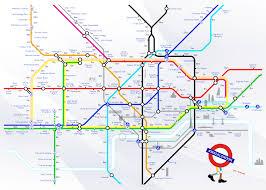 Metro Map Pdf by Bbc London Travel London Underground Map London Subway Map Pdf My