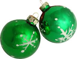 psd detail 2 green ornaments official psds