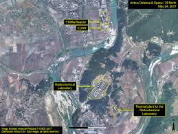 Nuclear Bomb Map North Korea U0027s Yongbyon Facility Probable Production Of Additional