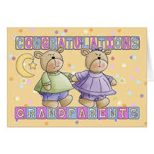 harry potter congratulations card grandparents to new baby congratulations card zazzle